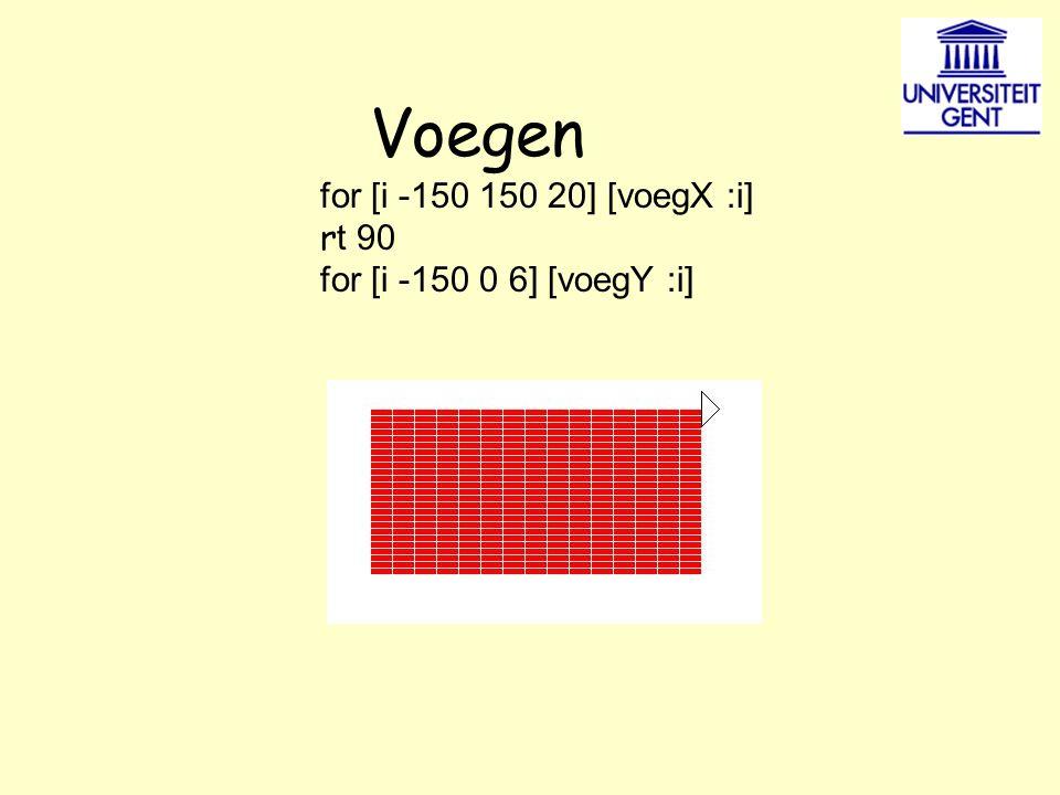 Raam setfc [0 0 255] setxy -100 - 100 bitblock 100 50