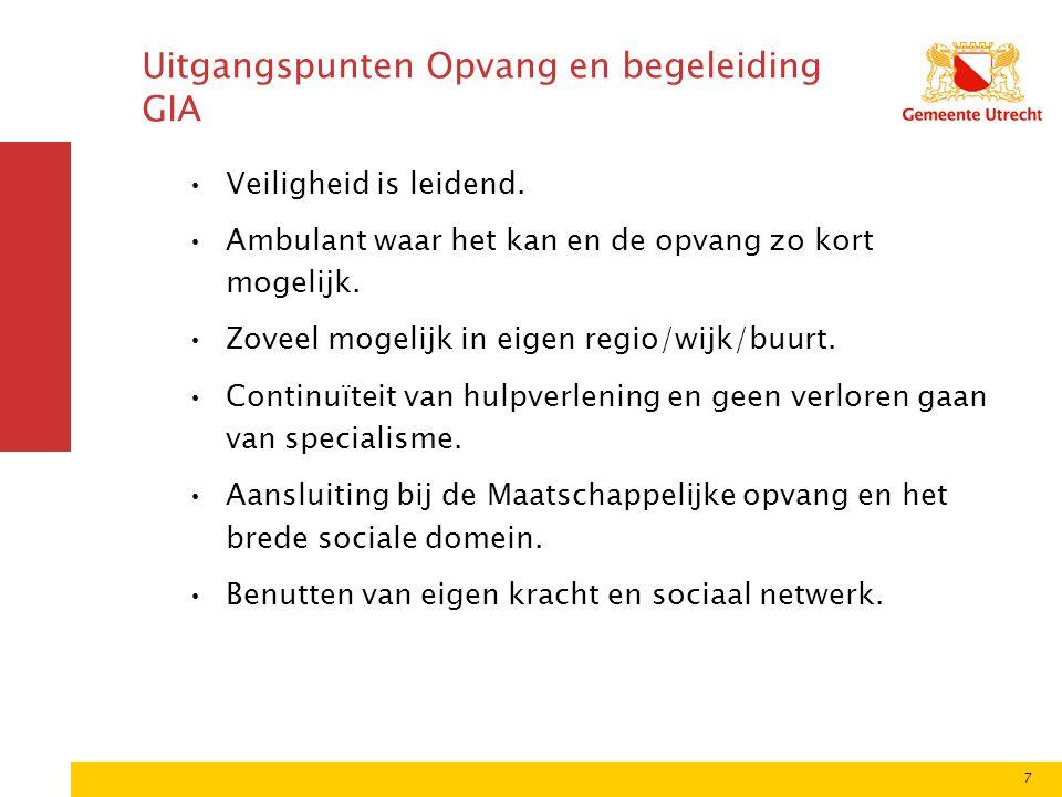 Kern Ambitie Utrecht is een vitaal sociale stad, waar inwoners betrokken zijn en verantwoordelijkheid voor hun omgeving nemen; in Utrecht krijgen ook kwetsbare inwoners de kans om hun toekomst in eigen handen te nemen, mee te doen en zich te ontwikkelen.