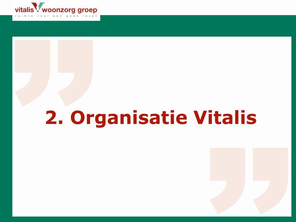 2. Organisatie Vitalis