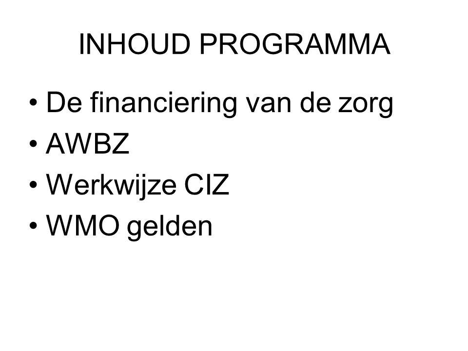 Enkele site's http://wmo.startpagina.nl www.ciz.nl www.bestuursacademie.nl www.rotterdam/nl/wmo www.bureaujeugdzorg.info.nl www.persaldohulpgids.nl www.pgb.nl