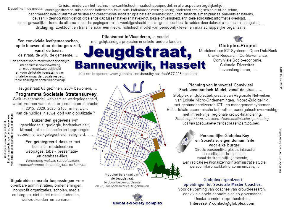 Banneuxwijk, Hasselt Crisis: einde van het techno-mercantilistisch maatschappijmodel, in alle aspecten tegelijkertijd.
