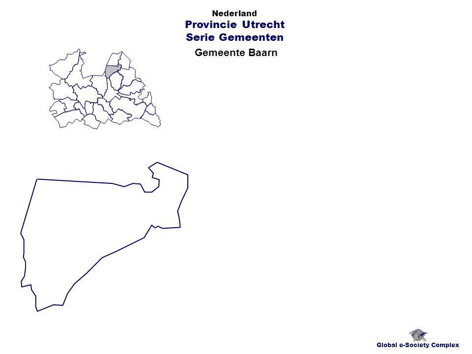 Gemeente Baarn Global e-Society Complex Nederland Provincie Utrecht Serie Gemeenten