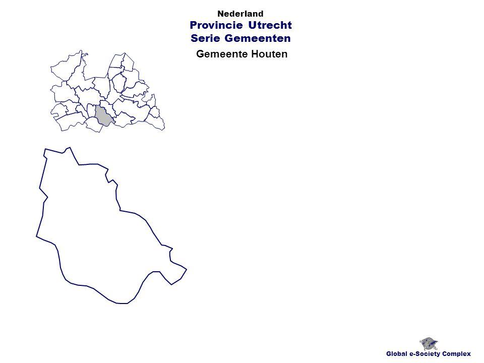 Gemeente Houten Global e-Society Complex Nederland Provincie Utrecht Serie Gemeenten