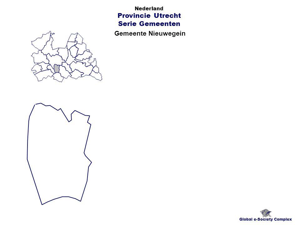 Gemeente Nieuwegein Global e-Society Complex Nederland Provincie Utrecht Serie Gemeenten