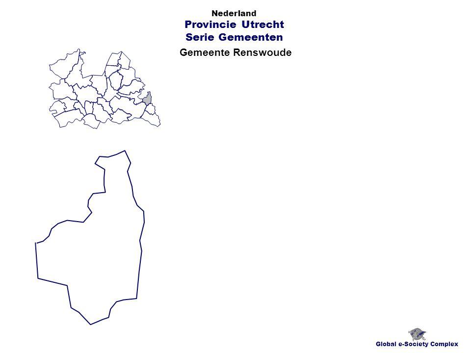 Gemeente Renswoude Global e-Society Complex Nederland Provincie Utrecht Serie Gemeenten