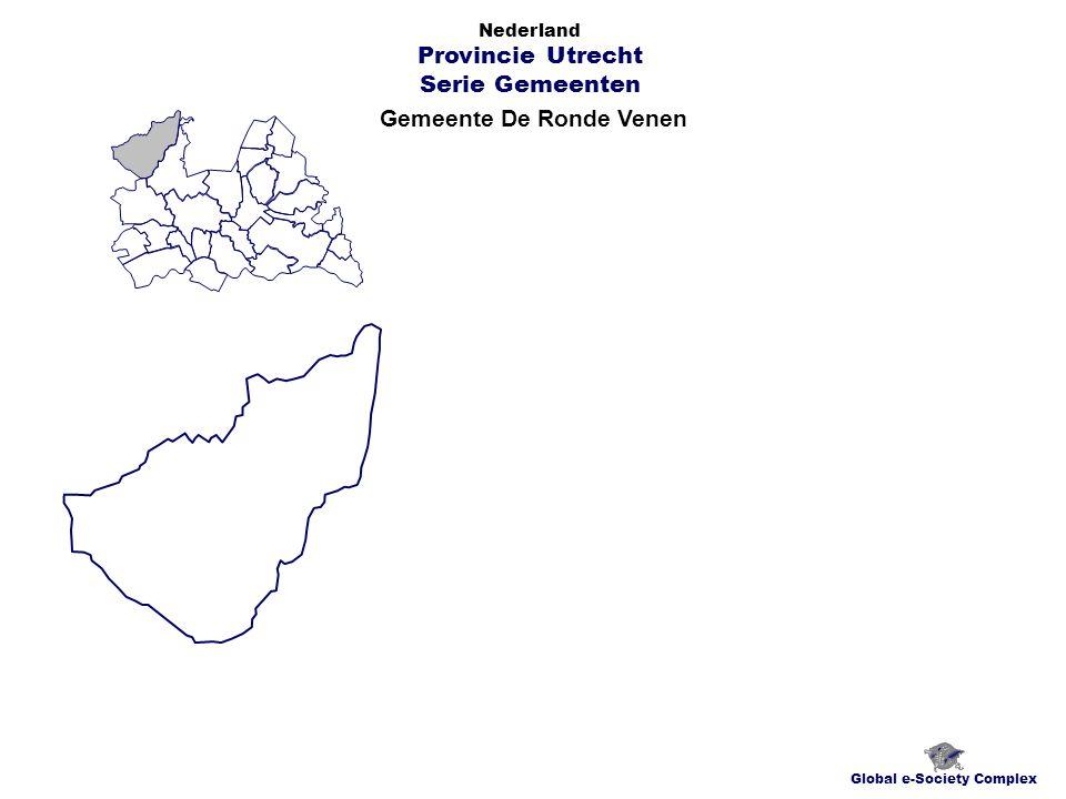Gemeente De Ronde Venen Global e-Society Complex Nederland Provincie Utrecht Serie Gemeenten