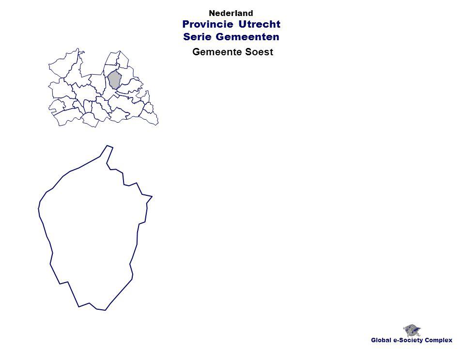 Gemeente Soest Global e-Society Complex Nederland Provincie Utrecht Serie Gemeenten