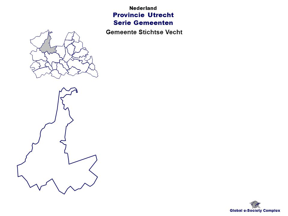 Gemeente Stichtse Vecht Global e-Society Complex Nederland Provincie Utrecht Serie Gemeenten