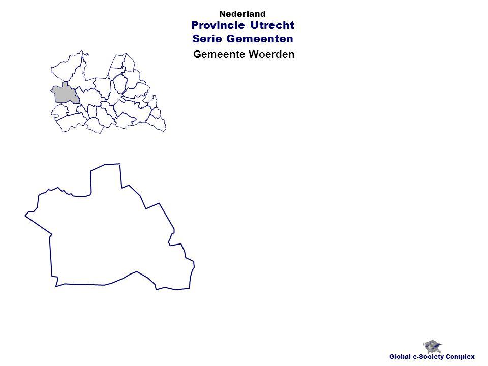 Gemeente Woerden Global e-Society Complex Nederland Provincie Utrecht Serie Gemeenten