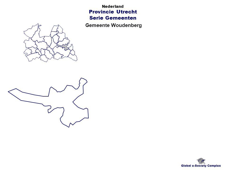 Gemeente Woudenberg Global e-Society Complex Nederland Provincie Utrecht Serie Gemeenten