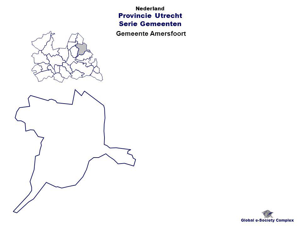 Gemeente Amersfoort Global e-Society Complex Nederland Provincie Utrecht Serie Gemeenten