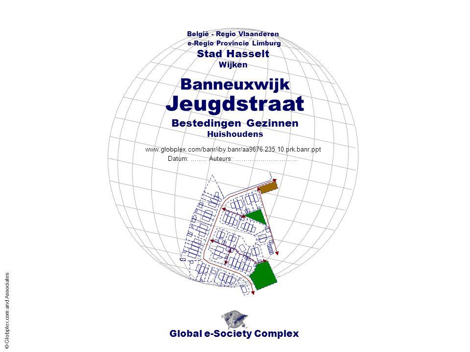 Global e-Society Complex België - Regio Vlaanderen e-Regio Provincie Limburg Stad Hasselt www.globplex.com/banr/iby.banr/aa9676.235.10.prk.banr.ppt Bestedingen Gezinnen Huishoudens Wijken Datum: ……..
