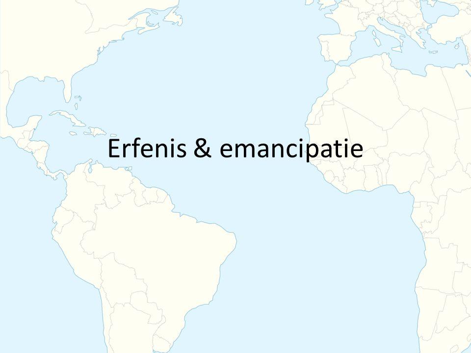 Erfenis & emancipatie