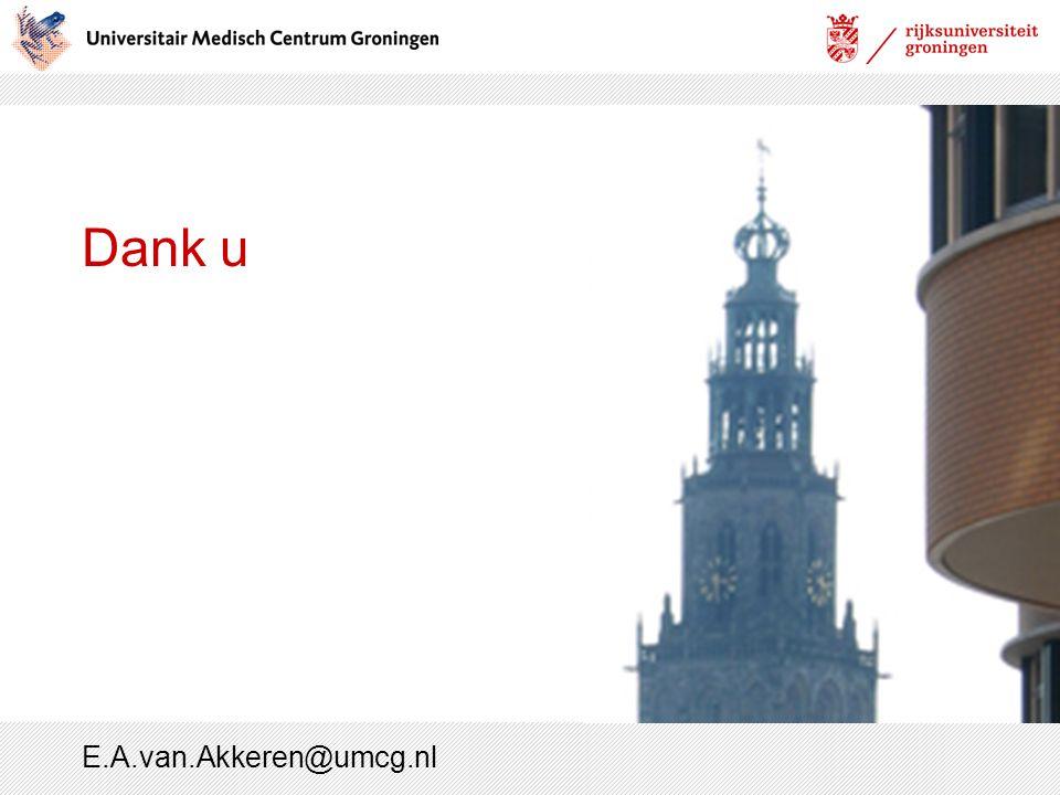 E.A.van.Akkeren@umcg.nl Dank u