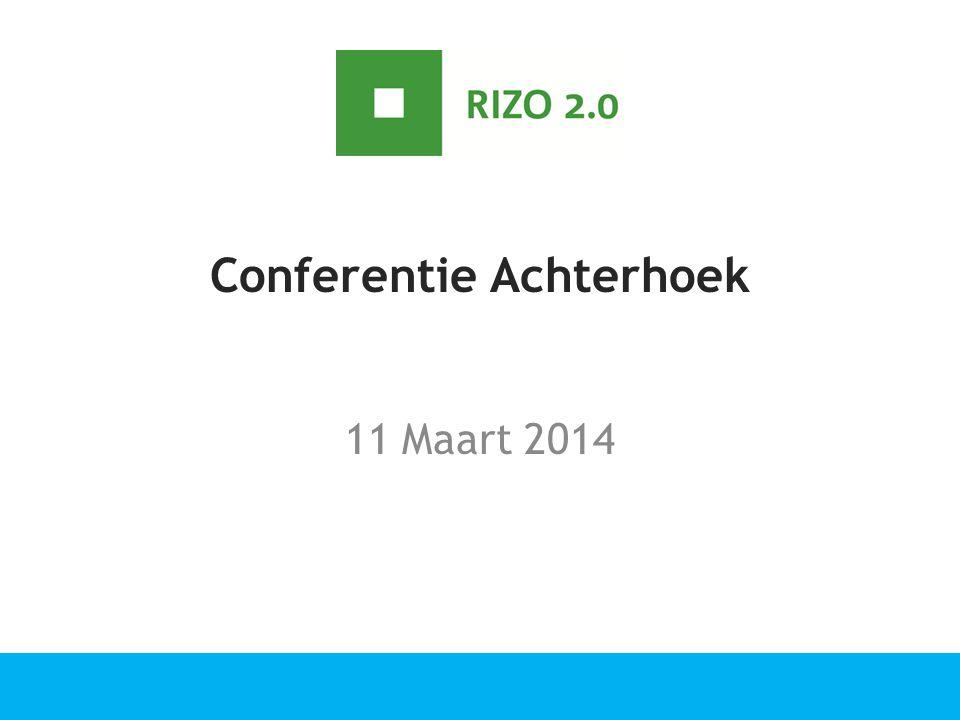 Conferentie Achterhoek 11 Maart 2014