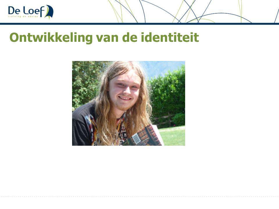 Ontwikkeling van de identiteit