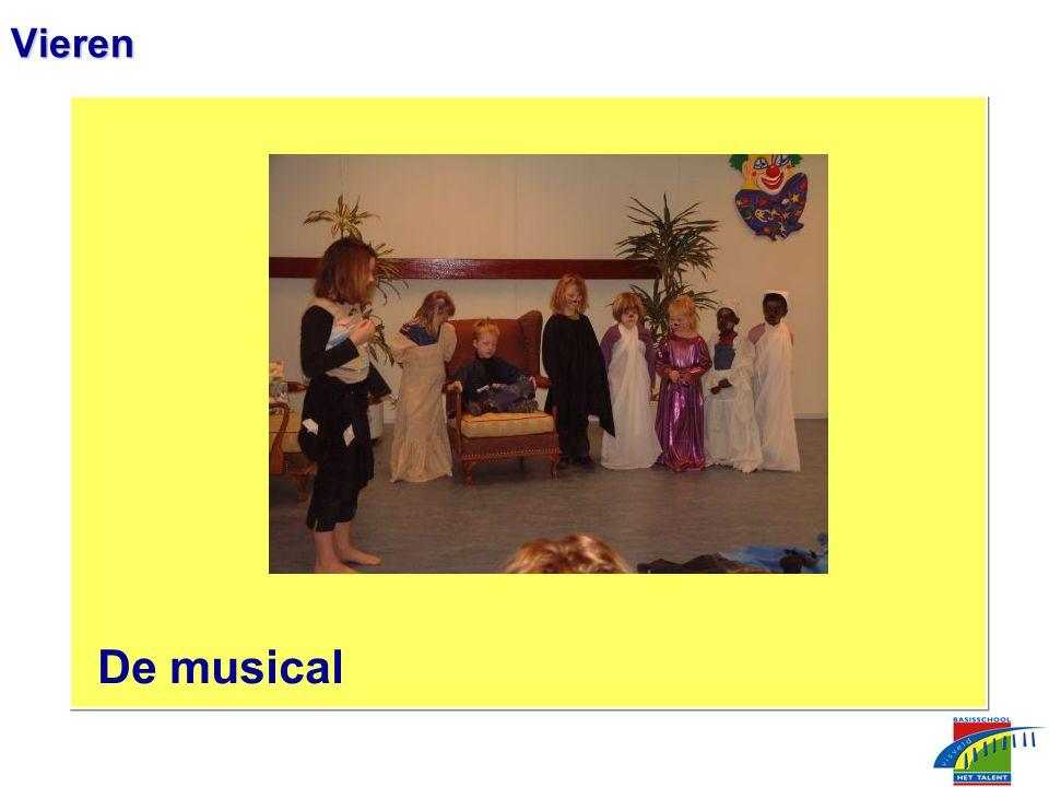 Vieren De musical