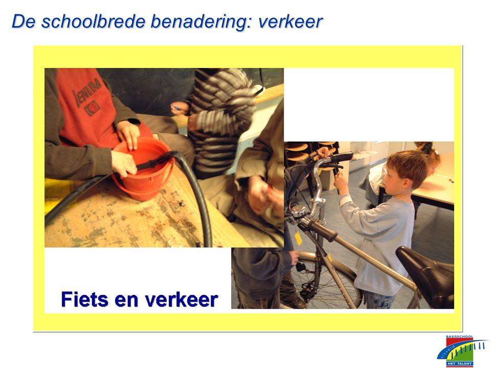 De schoolbrede benadering: verkeer De schoolbrede benadering: verkeer