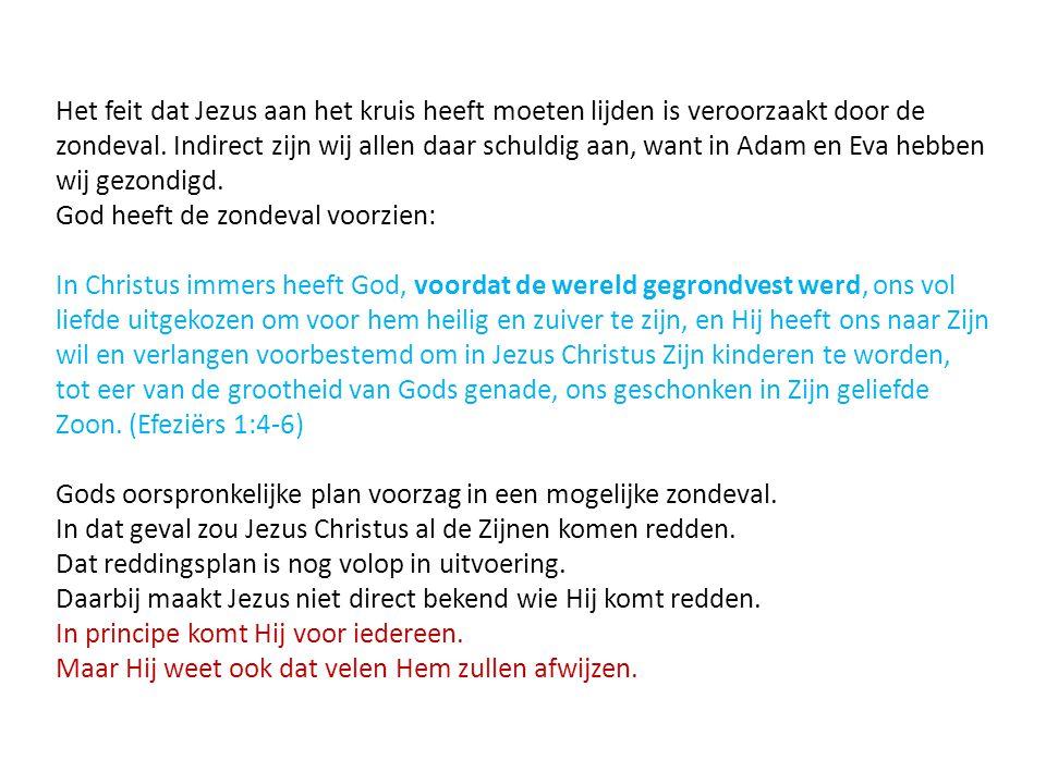 God de Zoon legt Zijn heilsplan uit Ik heb Gods beloften aan Abraham geciteerd uit De Nieuwe Bijbelvertaling.