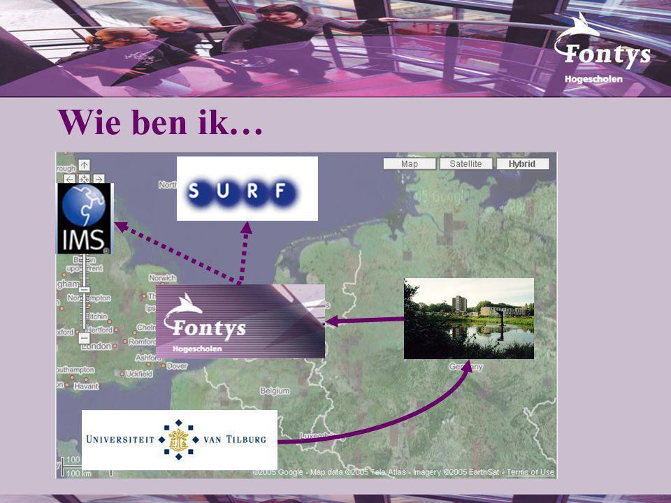 Samenhang WWW website forum weblog wiki IM SMS coll.