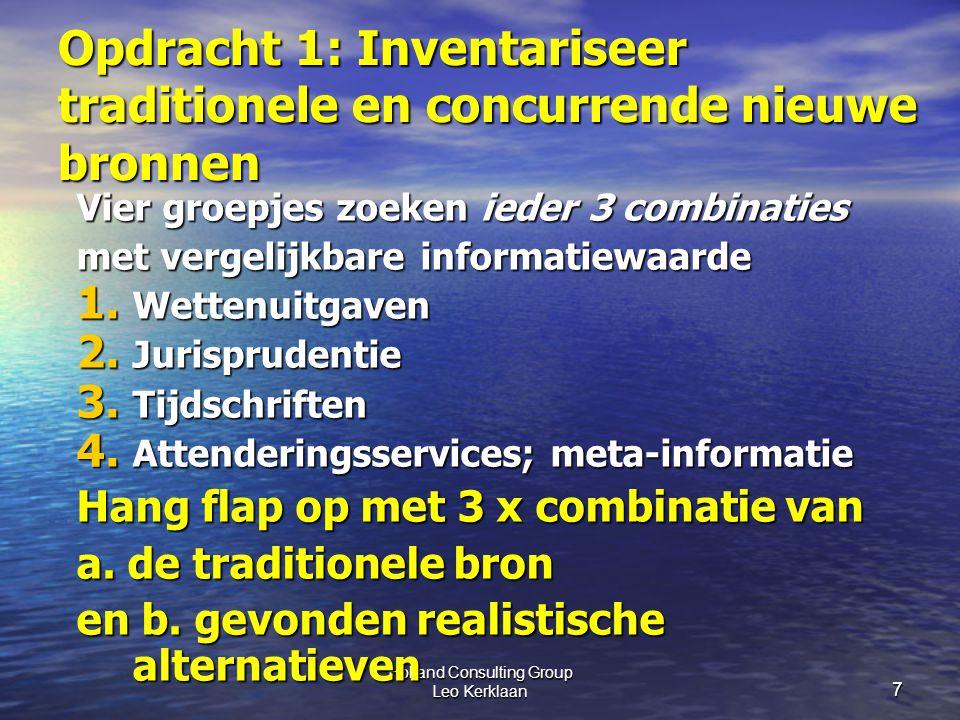 Holland Consulting Group Leo Kerklaan 18 Servicegraad Bibliotheek moet kwalitatief hoge servicegraad te bereiken.