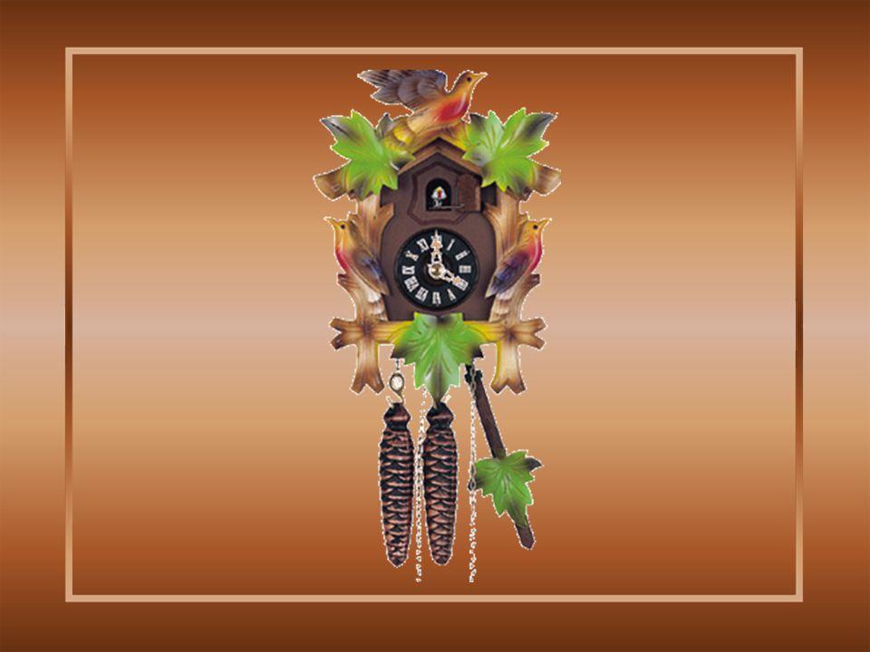 Vandaag kost een authentiek klokje, gemaakt door een kunstenaar van het Zwarte woud rond de 800 € .