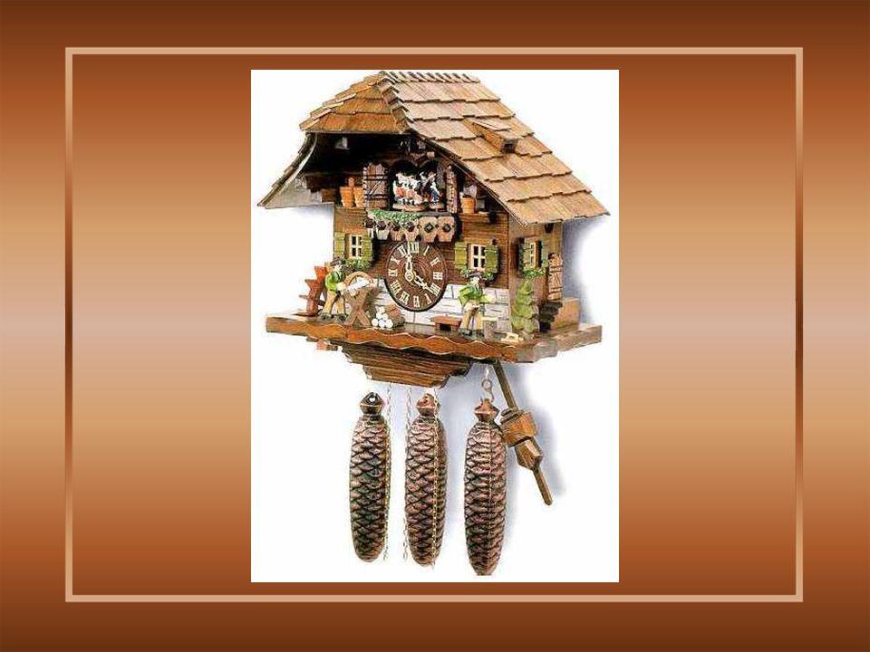 Het eerste koekoeksklokje werd gemaakt door Franz Anton Ketterer in het dorpje Schonwald, dichtbij Triberg, in het Zwarte Woud.