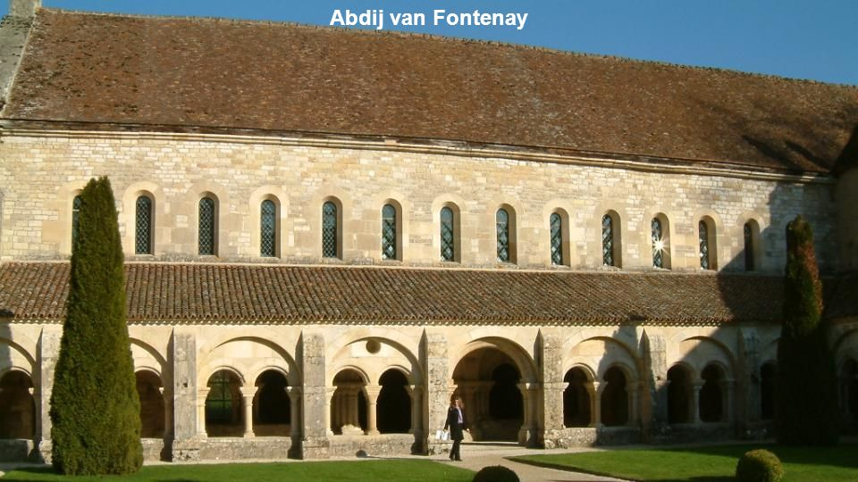 Abdij van Fontenay