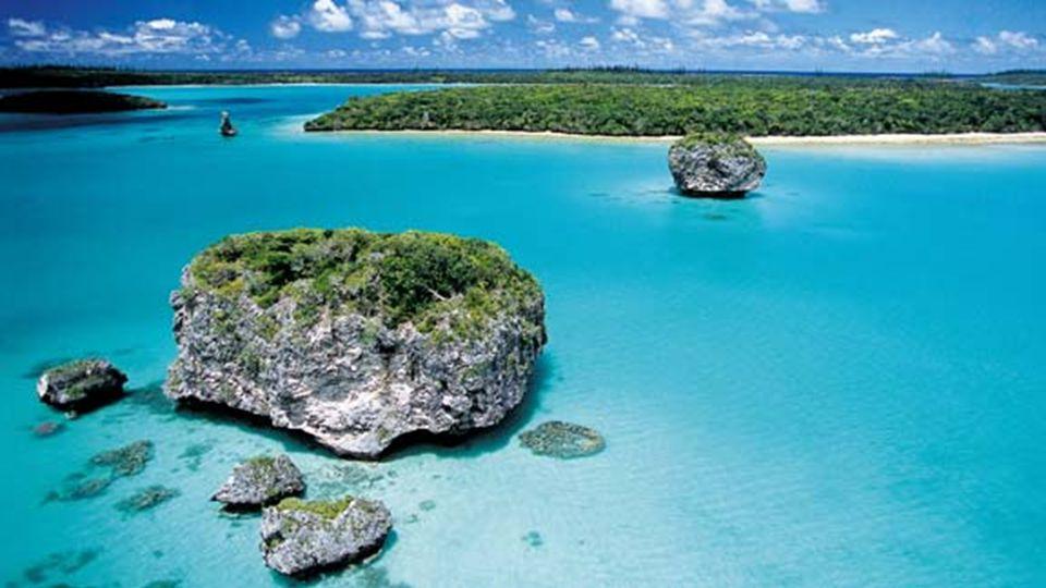 Nieuw-Caledonië en zijn lagunes
