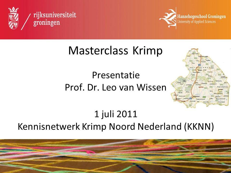 Presentatie Prof. Dr.