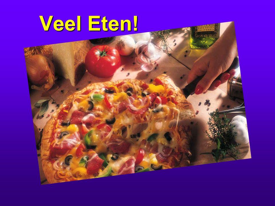 Veel Eten!