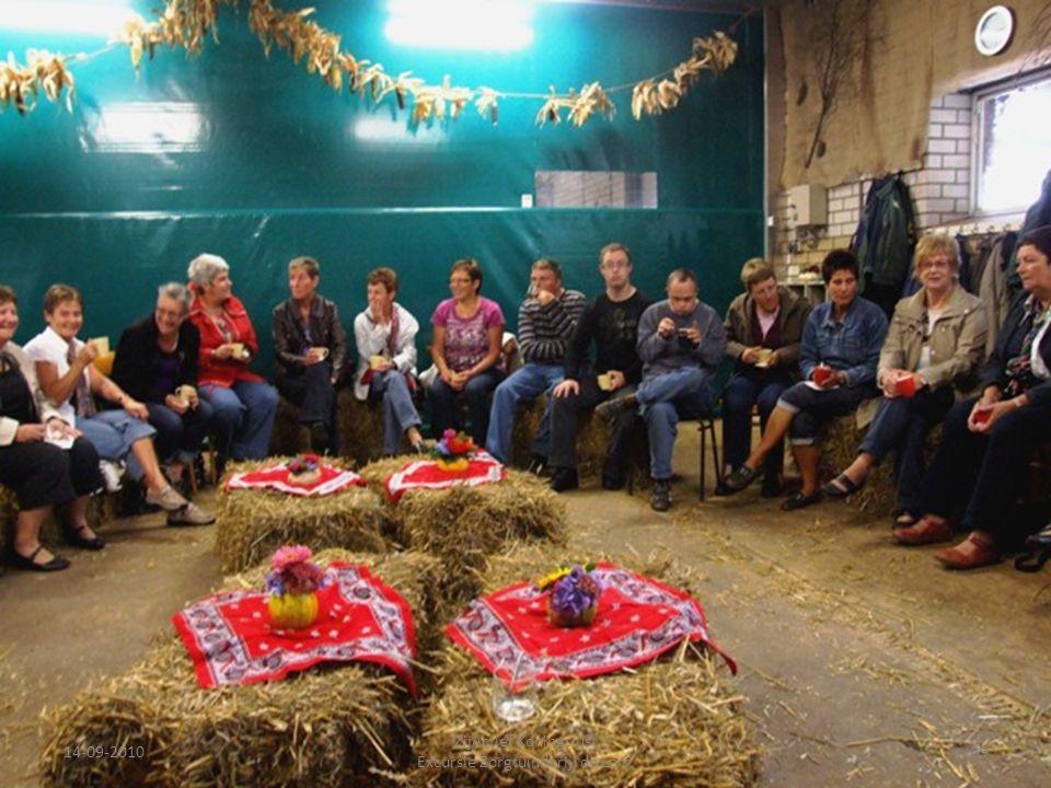 14-09-201039 ZijActief Koningslust Excursie Zorgtuinderij 'de Lorr'