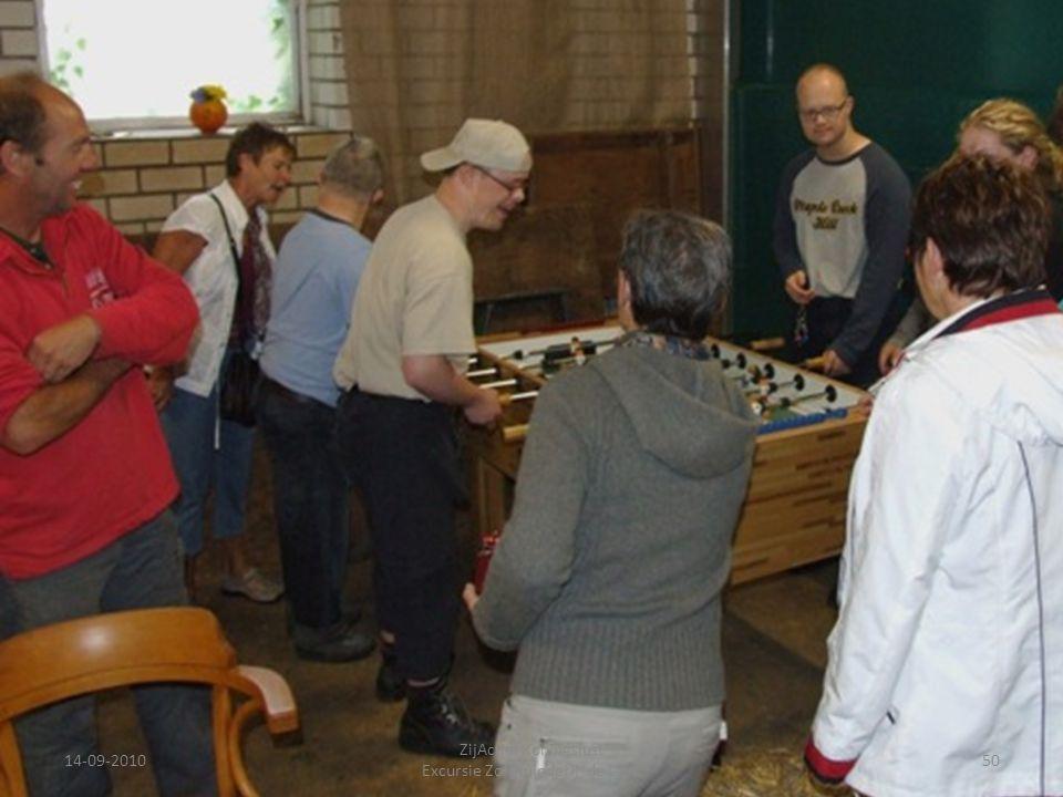 14-09-201050 ZijActief Koningslust Excursie Zorgtuinderij 'de Lorr'