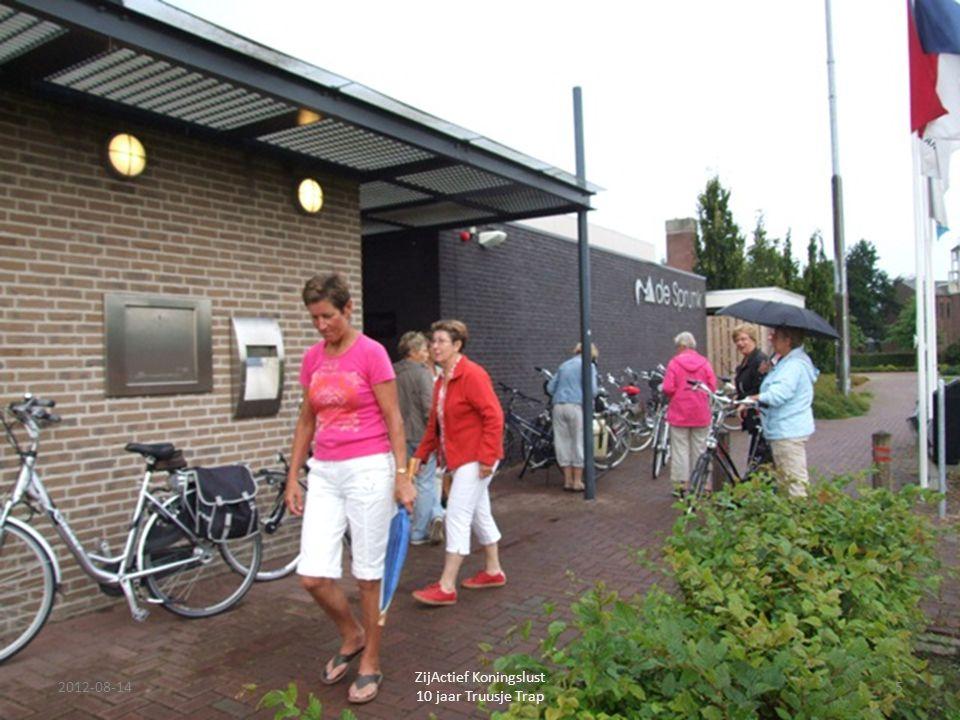2012-08-14 ZijActief Koningslust 10 jaar Truusje Trap 16