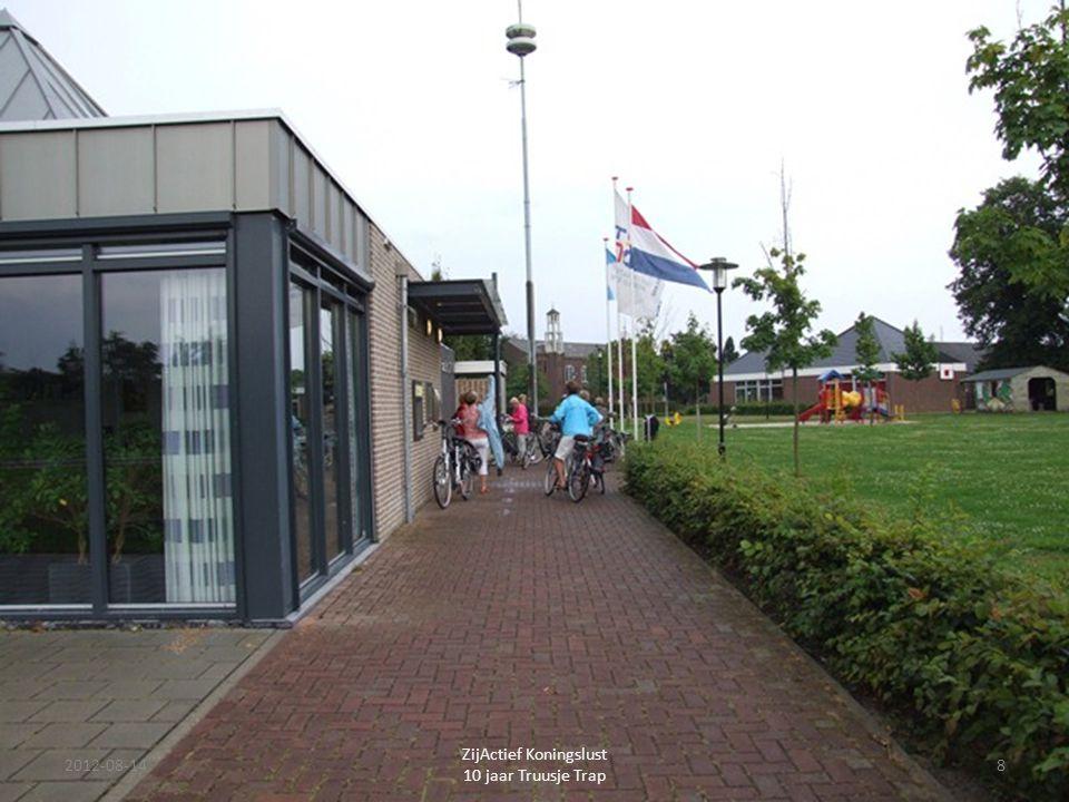 2012-08-14 ZijActief Koningslust 10 jaar Truusje Trap 9