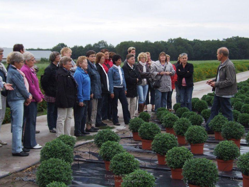 30-08-201111 Excursie BOLCHRYSANT ZijActief Koningslust