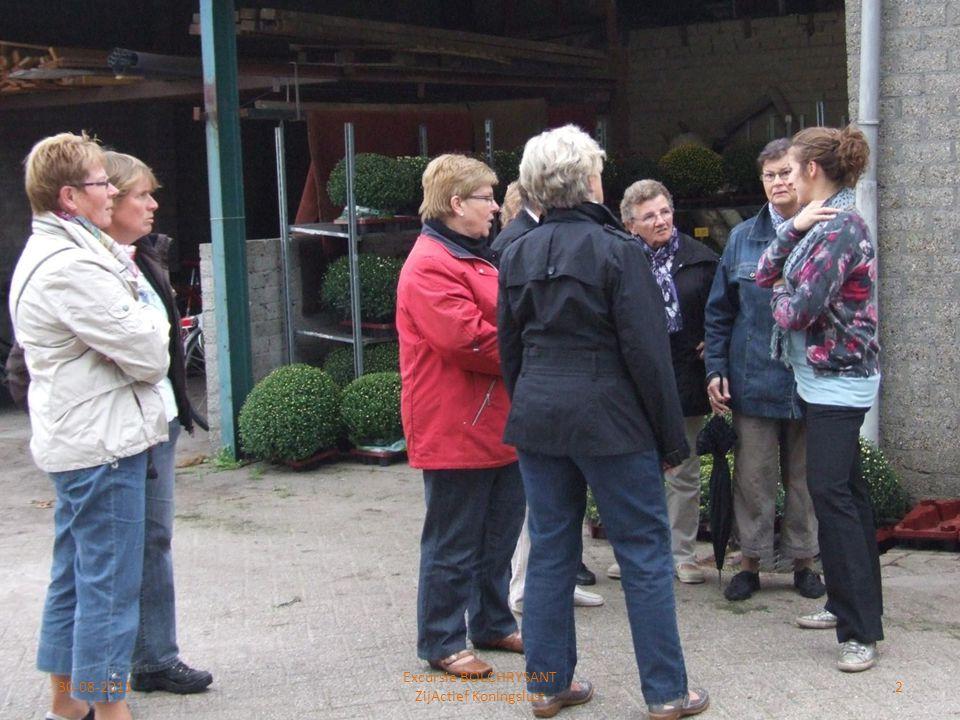 30-08-20112 Excursie BOLCHRYSANT ZijActief Koningslust