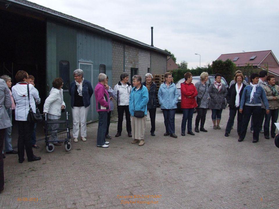 30-08-20113 Excursie BOLCHRYSANT ZijActief Koningslust