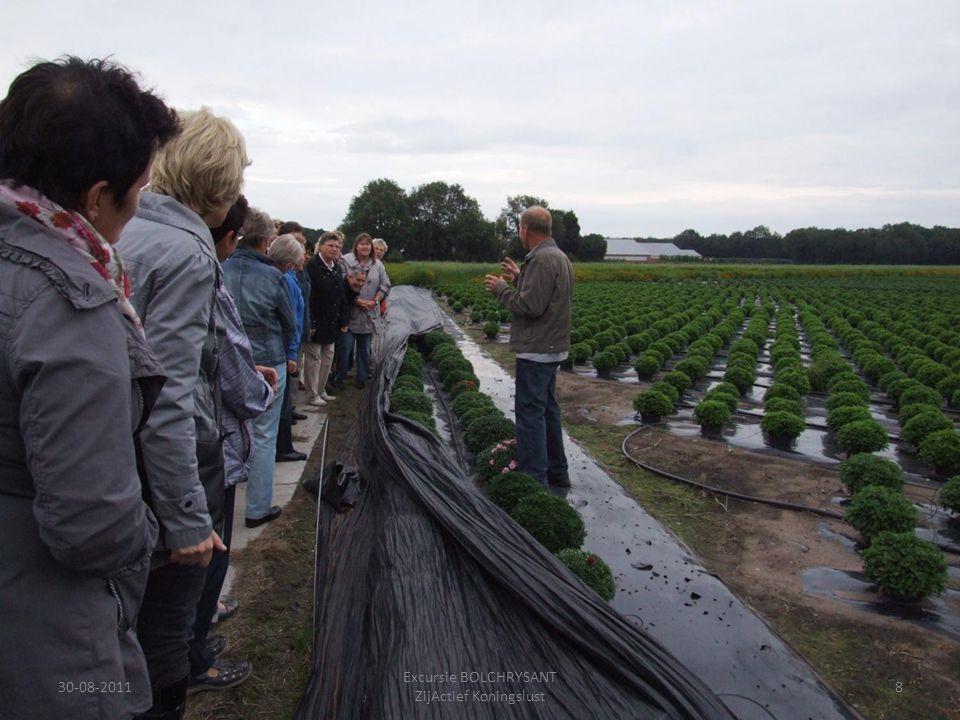 30-08-20118 Excursie BOLCHRYSANT ZijActief Koningslust