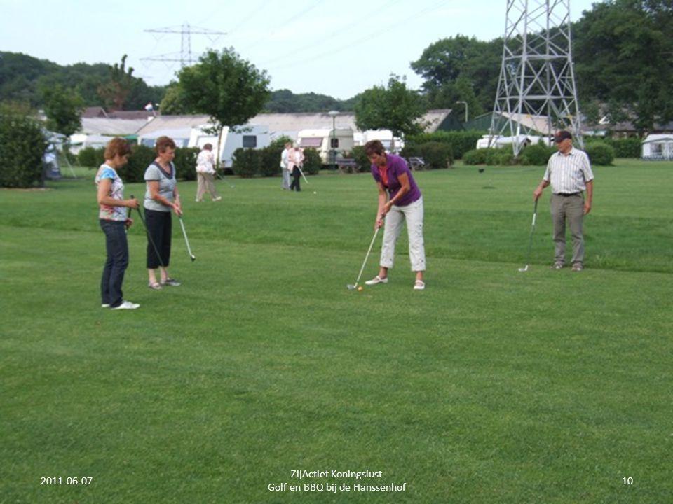 2011-06-0710 ZijActief Koningslust Golf en BBQ bij de Hanssenhof