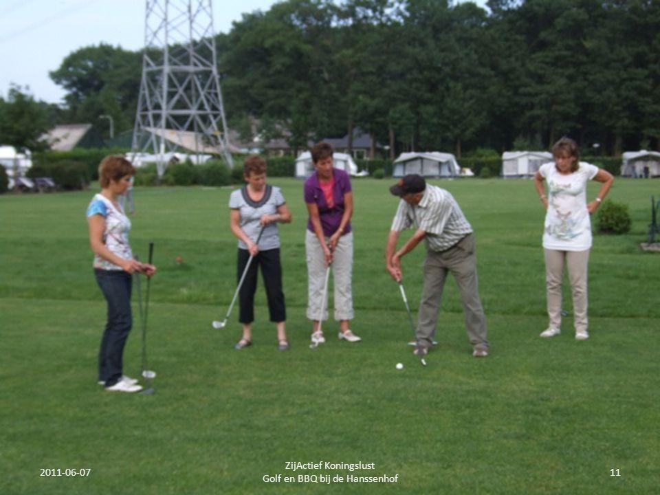 2011-06-0711 ZijActief Koningslust Golf en BBQ bij de Hanssenhof