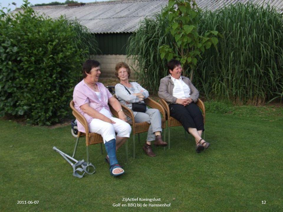 2011-06-0712 ZijActief Koningslust Golf en BBQ bij de Hanssenhof