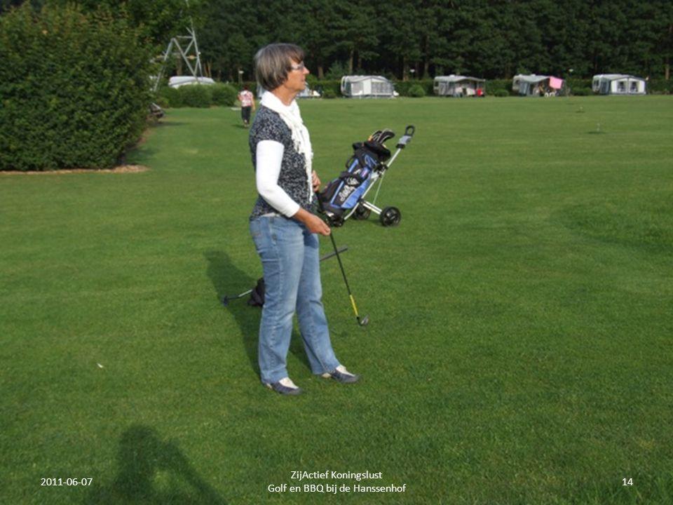 2011-06-0714 ZijActief Koningslust Golf en BBQ bij de Hanssenhof