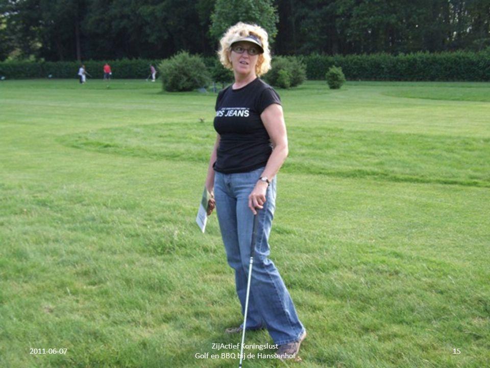 2011-06-0715 ZijActief Koningslust Golf en BBQ bij de Hanssenhof