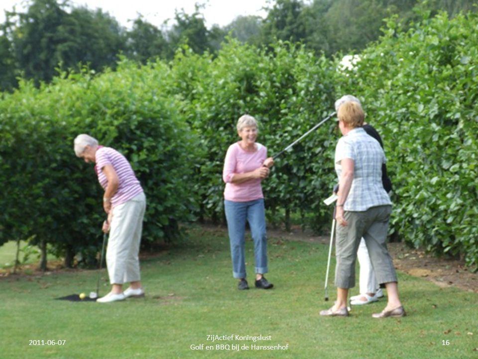 2011-06-0716 ZijActief Koningslust Golf en BBQ bij de Hanssenhof
