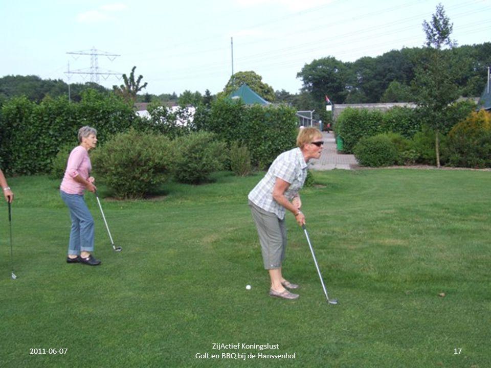 2011-06-0717 ZijActief Koningslust Golf en BBQ bij de Hanssenhof