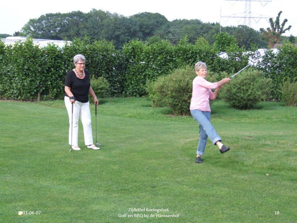 2011-06-0718 ZijActief Koningslust Golf en BBQ bij de Hanssenhof