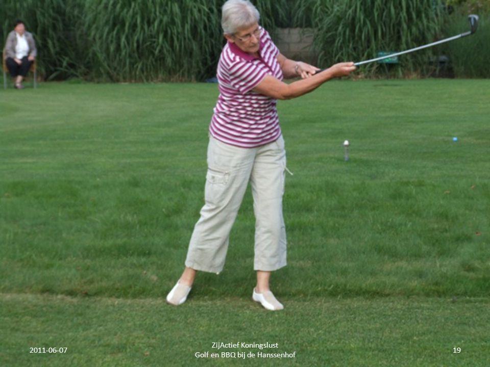 2011-06-0719 ZijActief Koningslust Golf en BBQ bij de Hanssenhof