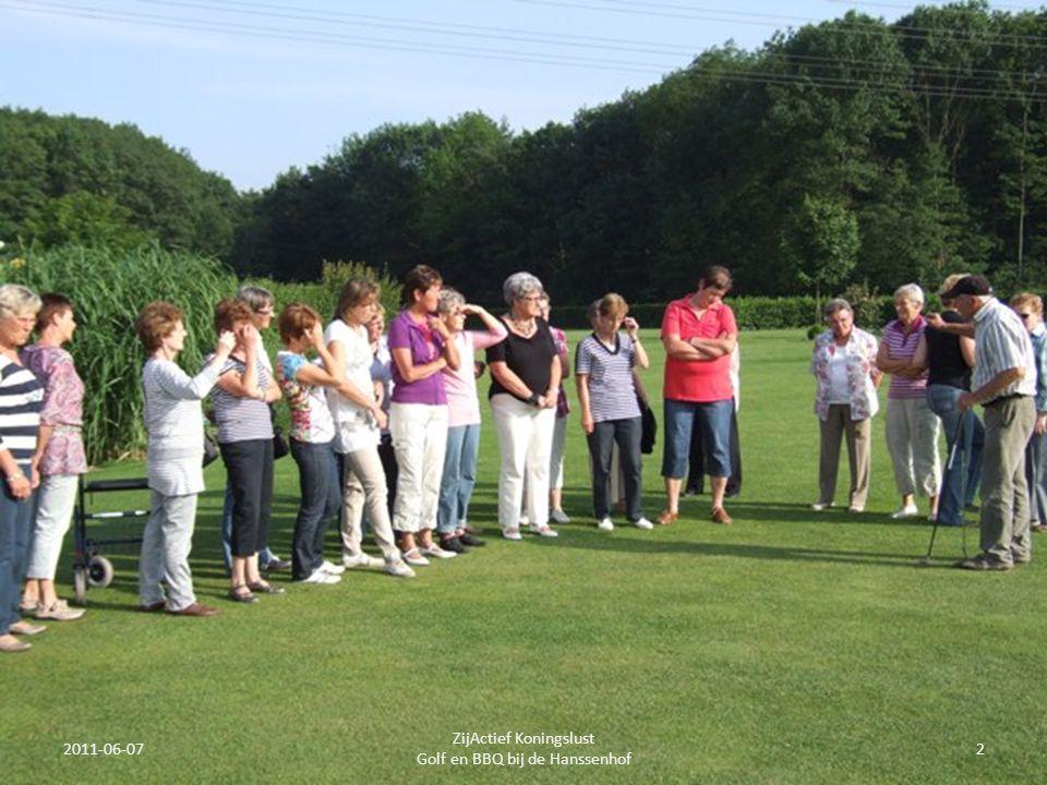 2011-06-072 ZijActief Koningslust Golf en BBQ bij de Hanssenhof