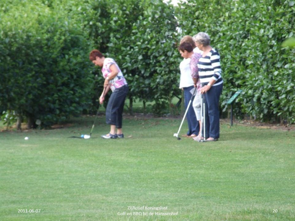 2011-06-0720 ZijActief Koningslust Golf en BBQ bij de Hanssenhof
